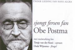 2008 - CD Obe Postma